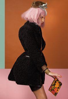 crop, bangs, pink-hair, wispy http://au.cloudninehair.com/