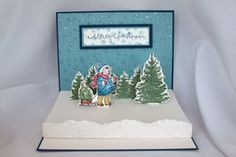 Tutorial on making a popup card http://www.splitcoaststampers.com/resources/tutorials/popupstage/