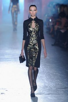 Jason Wu    Fall 2012 Collection. The top of this dress is cool.