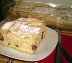 Hungarian Recipes, Cake Cookies, Cooking Recipes, Pie, Pasta, Sweets, Snacks, Food, Cakes