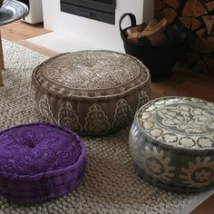 подушки на полу гостиная #дизайнинтерьера #excll #решения