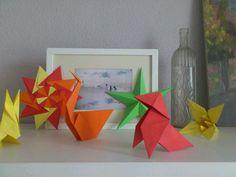Origami,s family by @miratheactor