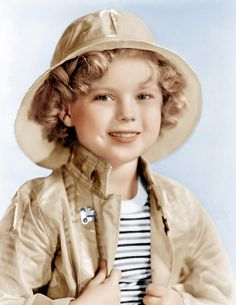 Captain January, Shirley Temple, 1936