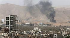 Attaque chimique présumée en Syrie: ce que les militaires russes trouvent à Douma (vidéo)