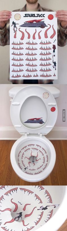 I must own this...