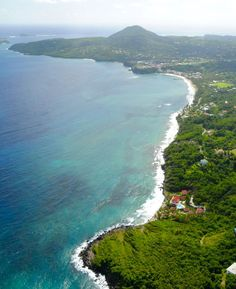Petite Anse Hotel | Saint Patrick Parish, Grenada.