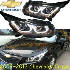 "570.00$  Buy here - http://alilox.shopchina.info/1/go.php?t=32721609460 - ""Cruz headlight,2009~2013,Fit for LHD,RHD need add 200USD),Free ship!Jetta headlight,2ps/se+2pcs Aozoom Ballast 570.00$ #buymethat"
