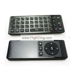 MX2 Mini 2.4G Wireless Fly Air Mouse Keyboard Somatosensory Remote Control