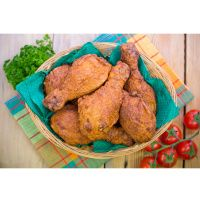 Crispy Oven Fried Chicken http://www.firstplace4health.com/resources/recipe/311/Crispy_Oven_Fried_Chicken