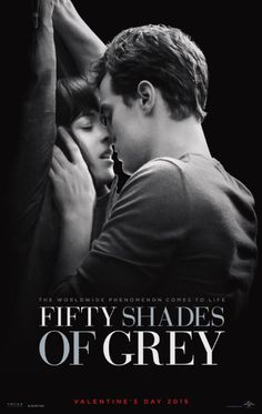 Movie #41 (11.22.15): Fifty Shades of Grey (C) This is supposed to be a comedy, right?