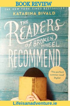 Author: Katarina Bivald. book review. swedish. books. bookstore.