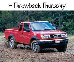 #TBT: 1998 #Nissan Frontier