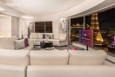 Newly Renovated Ultra Panorama Suite At The Planet Hollywood Resort Las Vegas Is Perfect For WeddingsWedding ReceptionsThe PlanetsResorts