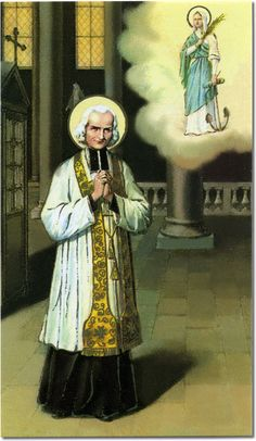 THE WORLD IS EVERYTHING AND GOD IS NOTHING! - From A Sermon By St John Vianney