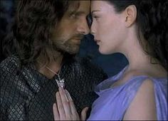 Aragorn & Arwen Viggo Mortensen & Liv Tyler