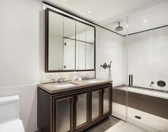 millwork bathrooom