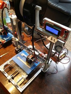 2020 extrusion printer (I3) 8/26 update by Jenhao.