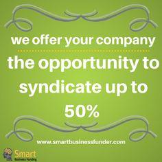50% syndication