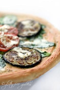 Gluten-Free Pizza Crust - My New Recipe - via http://bit.ly/epinner