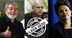 Contrato com assinatura de Lula, Dilma e Renato Duque para obra que desviou R$ 100 milhões para o PT