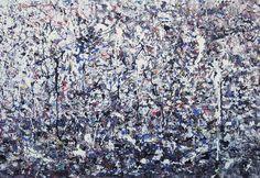 """""""Il volto delle favole"""" - smalti su tavola 100x60 - 2013"""