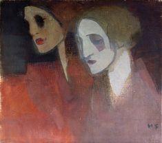 Helene Schjerfbeck, Oil On Canvas, Canvas Art, Nordic Art, True Art, Art Museum, Illustration Art, Fine Art Prints, Painting