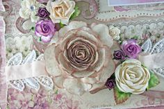 Cabbage Rose Tutorial.. this is what I've been looking for!! http://www.moments-of-tranquility.com/2012/01/cabbage-rose-tutorial.html
