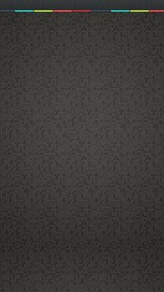 Black Squares Iphone  Wallpaper