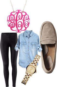 """""""Studying outfit"""" by madison949 on Polyvore"""