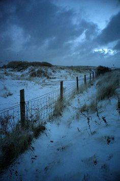 Frozen Gun Site   by David Firth Photo-Graphics