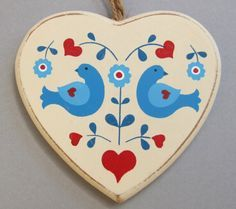 Traditional finnish folk art decor - Google Search