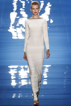 Reem Acra Spring 2013 Ready-to-Wear Collection Slideshow on Style.com
