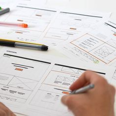 Paper wireframing by top agency @weareadaptable Check them out.  Tag a friend  and follow @uxdesignmastery . #wireframe #digital #interface #mobile #design #application #ui #ux #webdesign #app #userinterface #photoshop #userexperience #inspiration #materialdesign #uxdesignmastery #creative #dribbble #time #behance #appdesign #sketch #designer #website #programming #art #work #concept #amazing #uxdesigning by uxdesignmastery