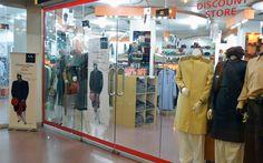 Kurta Corner Discount Store at Millenium Mall Karachi.