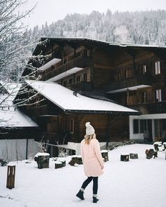 Tripping: A Gstaad, Switzerland Travel Diary   Lauren Conrad   Bloglovin'