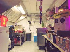 #RubyTheFoodTrailer still sexy as ever #FoodTrailer #FoodTruck #FoodTruckLife #Spacious #HotDogOKC  #HotDogStand Home of the #WorldFamous #WienerUpTShirt by hotdogokc