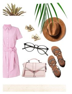 """Sammer💖👙🌞"" by amur-vika on Polyvore featuring мода, Miss Selfridge, Aéropostale, Billabong и Rebecca Minkoff"