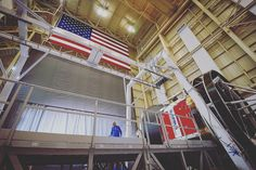 An international team of engineers deployed an Orion solar array wing inside the Space Power Facility (SPF) at NASA Glenn's Plum Brook Station in Sandusky, Ohio on Feb. 29. The deployment of the 24-foot wing qualification model was an important first step to verify Orion's power system for the spacecraft's first flight atop the agency's Space Launch System (SLS) rocket, known as Exploration Mission-1 or EM-1, which will venture tens of thousands of miles beyond the moon.