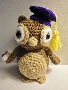 1000+ images about Baglyok (Amigurumik) on Pinterest ...