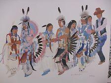 Native American Art-Print-Ruthe Blalock Jones kp