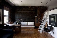 Loft in New York / photo by Jason Busch