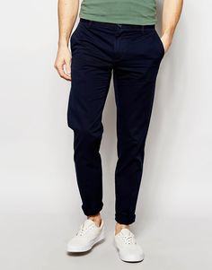 Shop United Colors of Benetton Slim Fit Chinos at ASOS.