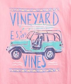 preppyinimpeccablepink: In love with the new Vineyard Vines t-shirt designs!