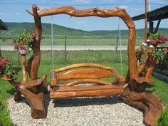 Holzbank selber bauen - gemütliche Sitzecke für Ihren Garten