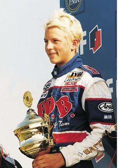 Young Kimi....