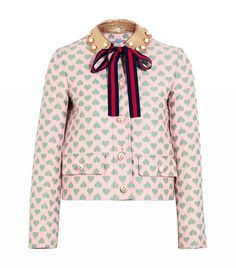 Gucci's trophy jacket, exclusive to Net-A-Porter.