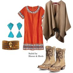 """""""Fall Layers"""" by horsesandheels on Polyvore"""
