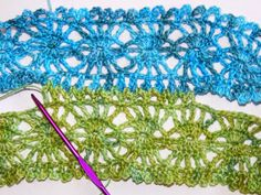This lacy infinity scarf I made is a great project for using up small leftover balls of 4 ply yarn, It can be doubled and worn as a cowl...