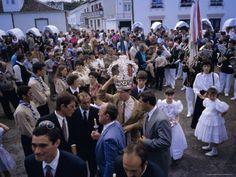 Saint Esprit Festival, Vila Nova, Terceira