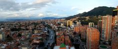 bogota San Francisco Skyline, New York Skyline, Travel, The Neighborhood, Caracas, Scenery, Viajes, Destinations, Traveling